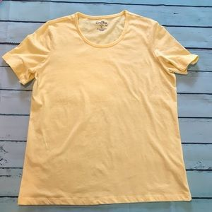 Yellow Tee Shirt
